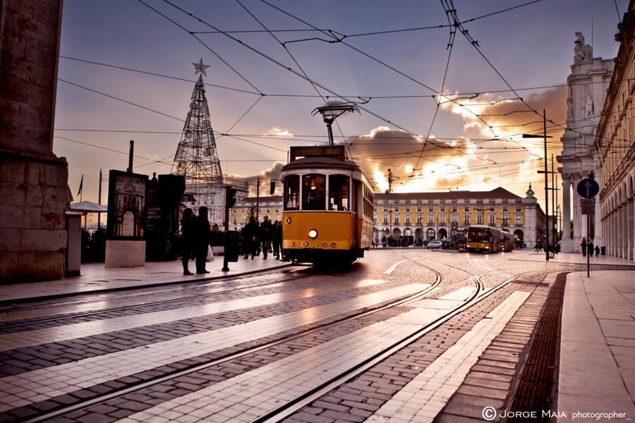 Лиссабон, Португалия 35