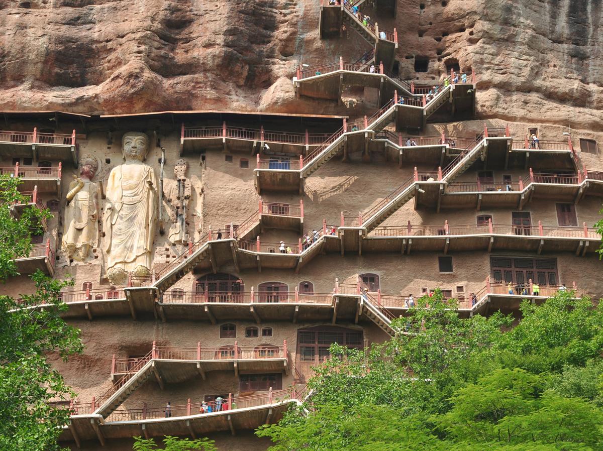 Peyzazhnye fotografii Gansu Kitay 6