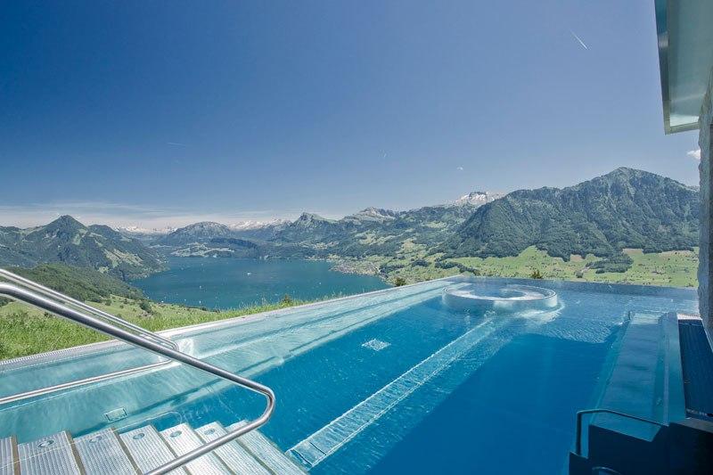 Otel v shveytsarskih Alpah 4