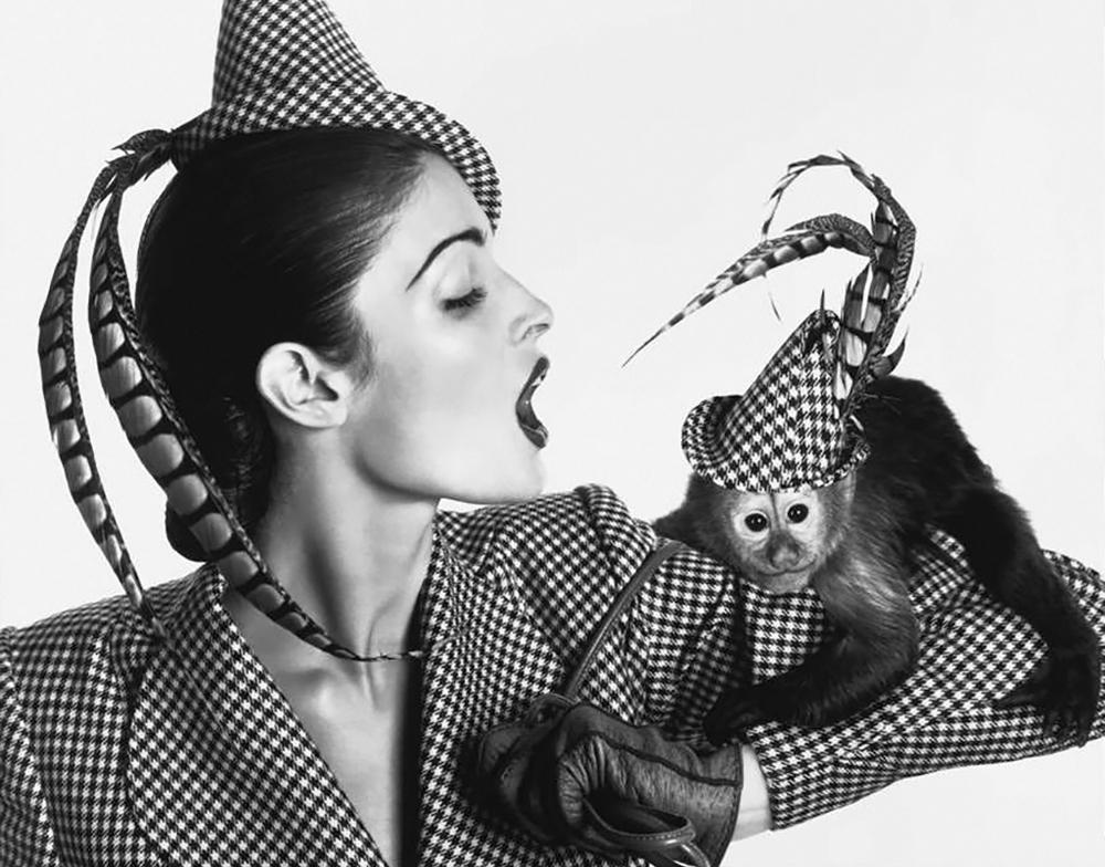 Стефани Сеймур в фотосерии Ричарда Аведона «La Passante Du Siecle» 4