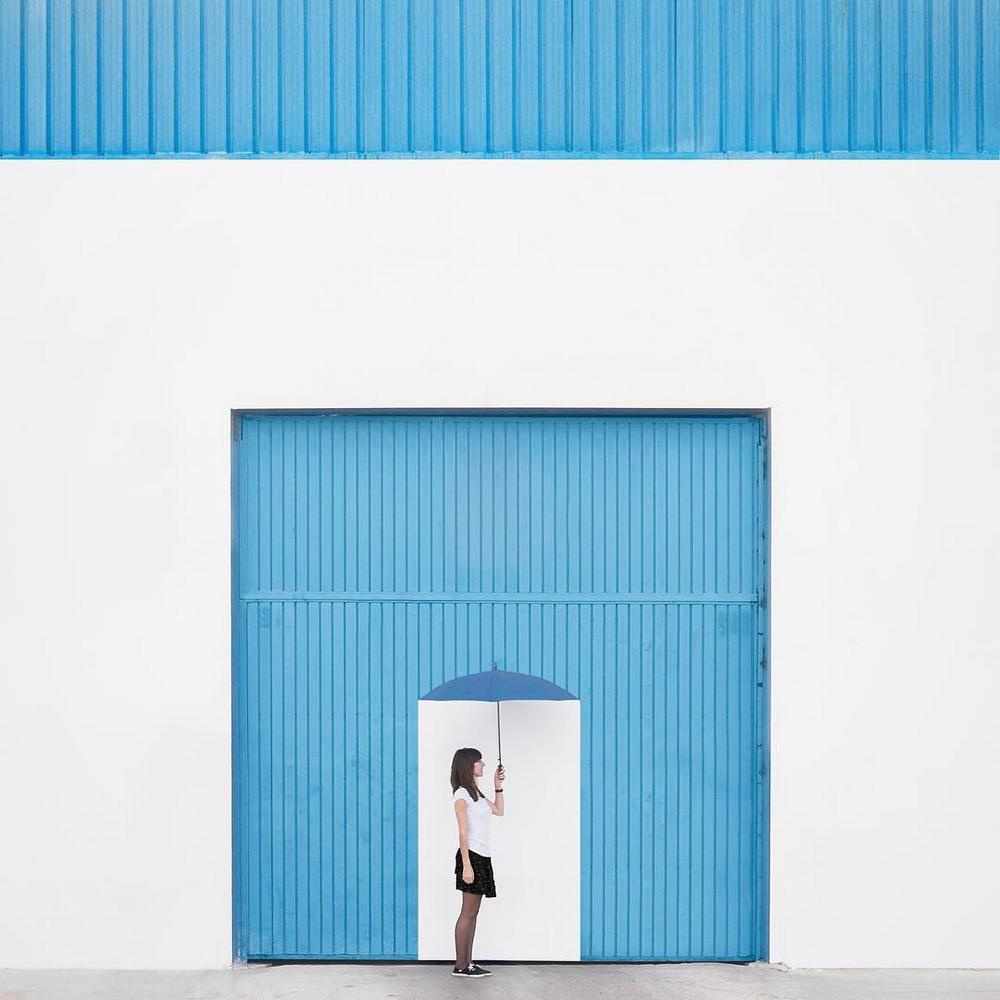 Дуэт фотографов путешествует по миру и снимает креативные архитектурные портреты  12
