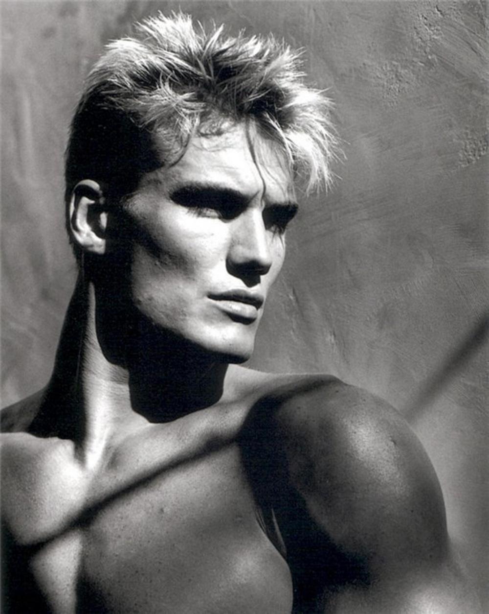 Грег Горман один из лучших в съёмке портретов знаменитостей и непревзойдённый мастер мужского ню 13