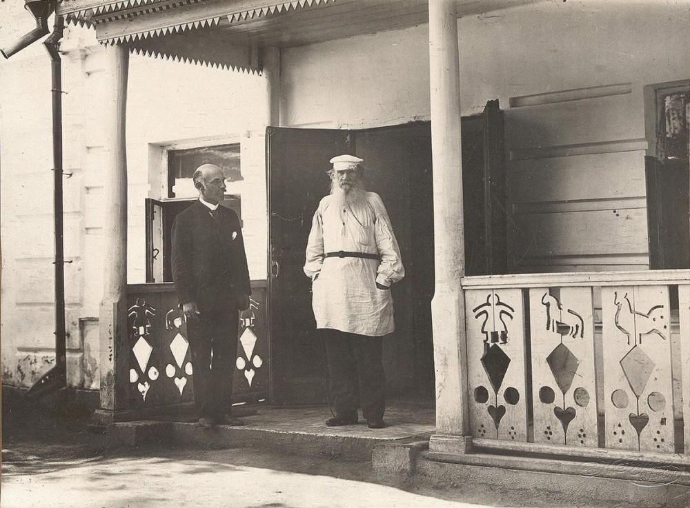 Lev Tolstoy arhiv foto 7