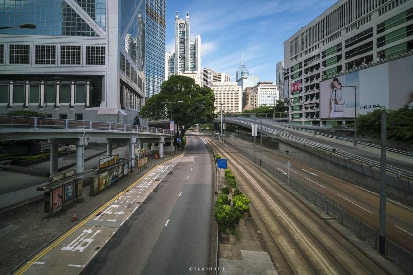 รีวิวการถ่ายให้ฮ่องกงกลายเป็นเมืองร้าง ด้วย NiSi ND1000