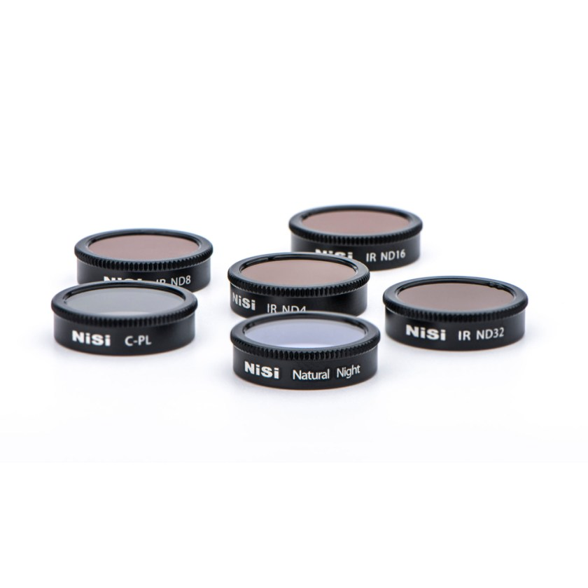 รีวิว NISI Filter kit for DJI Mavic Air ฟิลเตอร์สำหรับโดรนเพื่อถ่ายภาพและวิดีโอ