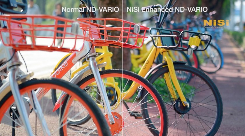 รีวิว NISI Vario 1.5-5 Stop Enhanced ND Vario