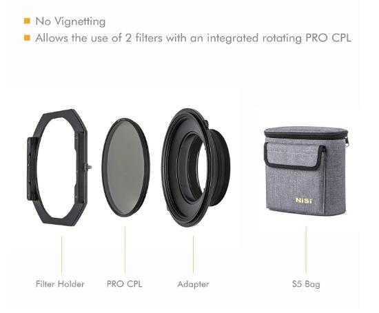 รีวิว NISI S5 for Nikon 14-24mm