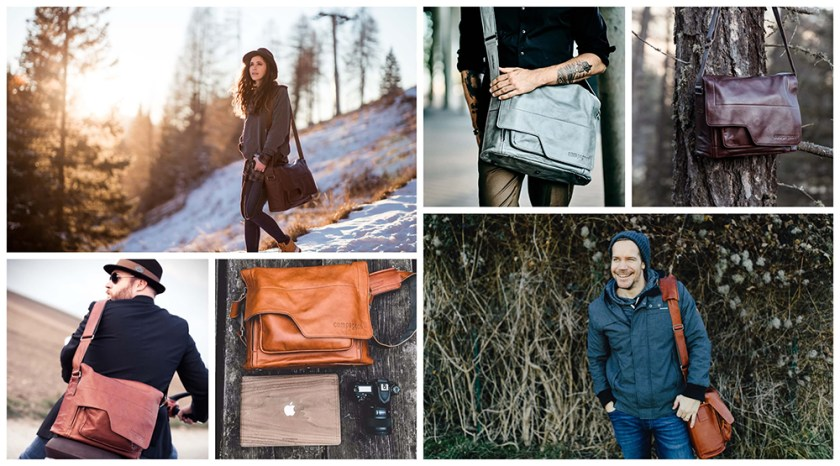 รีวิว Compagnon the messenger กระเป๋ากล้องหนังแท้จากเยอรมัน Handmade 100% เน้นความเรียบหรู สำหรับเดินทางท่องเที่ยว สะท้อนความเป็นตัวตนของคุณ