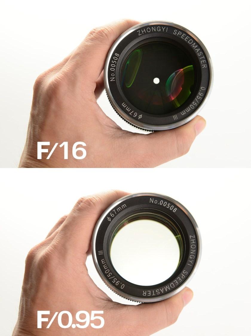 รีวิวเลนส์ Mitakon 50 mm F/0.95 III - Nikon Z mount โดยต้อม Auxin
