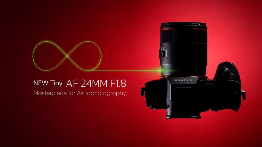 Feature ใหม่!! ที่มาพร้อม Samyang AF 24mm F1.8 FE