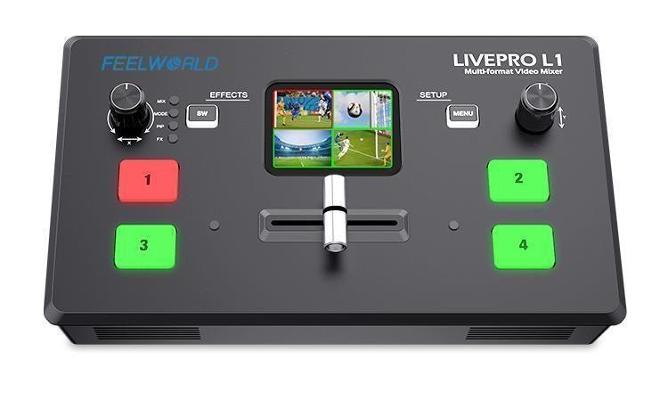 Feelworld LivePro L1 V1 อุปกรณ์สำหรับ Live Streaming