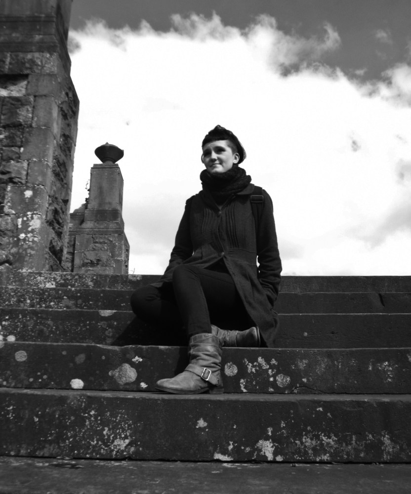 Marie in the Graveyard (3/4)