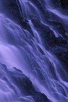 Waterfall, Valdez, Alaska, photo by Brent VanFossen