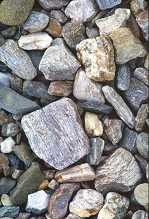 for us, rocks were hard to categorize. How would you categorize this picture of rocks? Photo by Brent VanFossen