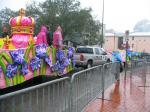 Mardi Gras 2006, Mobile, Alabama, Floral Parade for children, photographs copyright Lorelle VanFossen