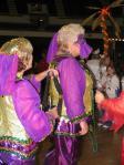 Mardi Gras 2006 - Polka Dots Parade, Mobile, Alabama, photograph by Lorelle VanFossen