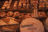 Cheese in Paris Market, Photo by Brent VanFossen
