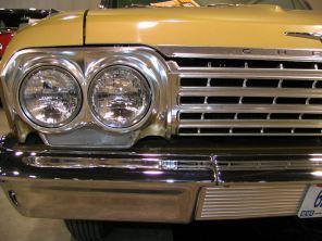 old car chevy headlight yellow close mobile alabama anitque lorelle vanfossen