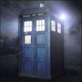 doctor who - tardis - burst