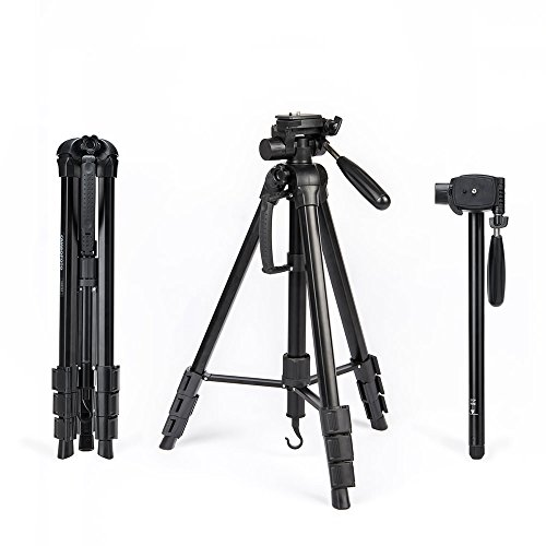 Monopod Stand for Travel Video Canon Nikon DSLR Camera