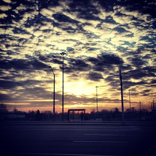 Captured using an iPhone 4S, filtered on Instagram