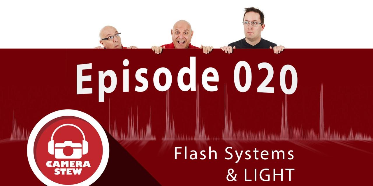 020 – Flash Systems & LIGHT
