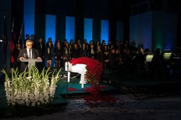 Govor rektorja Univerze v Mariboru, prof. dr. Danijela Rebolja.