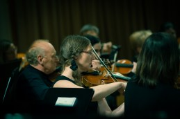 Prvi pult violin, Andreja.