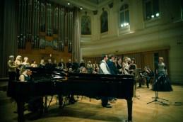 ... smo izvedli še pesem Slovenija, od kot lepote tvoje. Prekrasen večer!