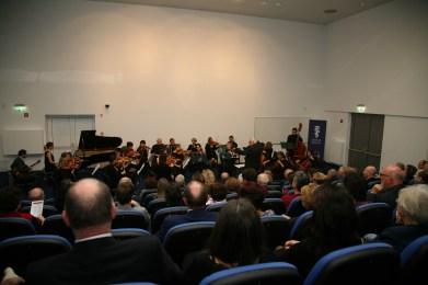 Orkester Camerata medica.