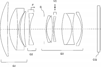New Tamron Patent: 85mm f/1.8 VC Lens for Sony Full Frame