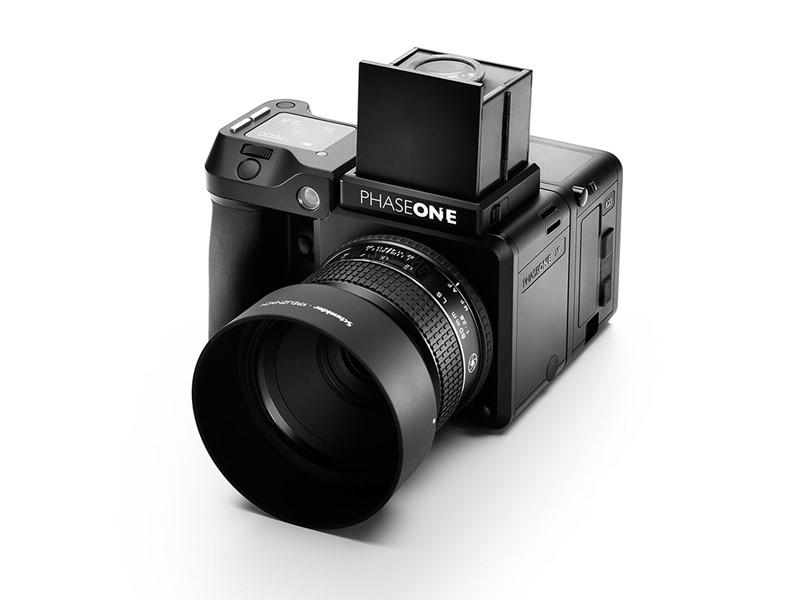 Phase One XF Medium Format Camera. IQ3 Digital Backs Announced