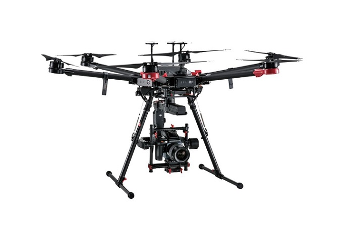 DJI and Hasselblad Announced World's First 100MP Drone