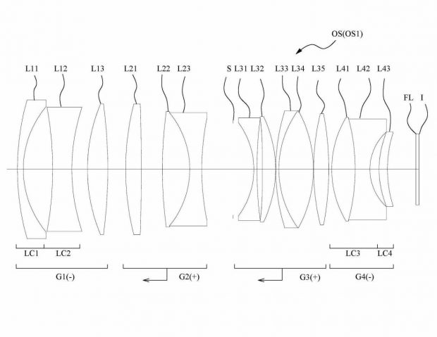 Nikon-52mm-f0.9-full-frame-mirrorless-lens-patent-620x479