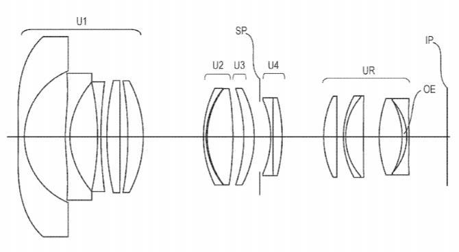 New Patents: Canon RF 14-21mm f/1.4L, RF 16-35mm f/2.8