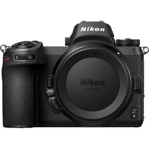 Nikon Z6 Mirrorless Digital Camera Body Only