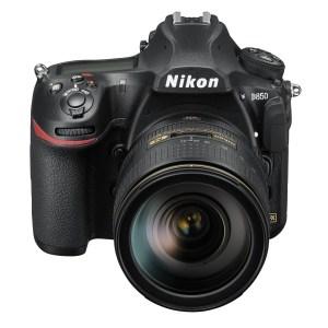 Nikon D850 DSLR Camera with AF-S NIKKOR 24-120mm f/4G ED VR Lens