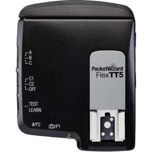 PocketWizard FlexTT5 Transceiver Radio Slave for DSLR Flash System