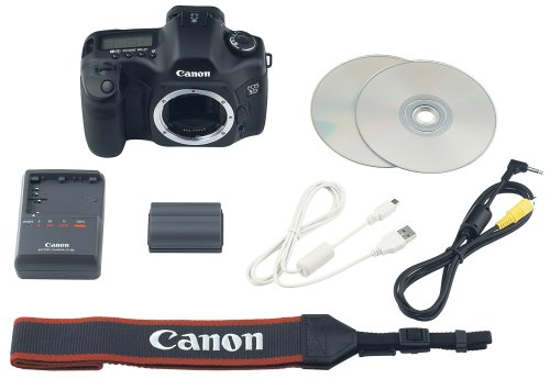 Canon EOS 5D 12.8 MP Digital SLR Camera Body Only(UK USED)