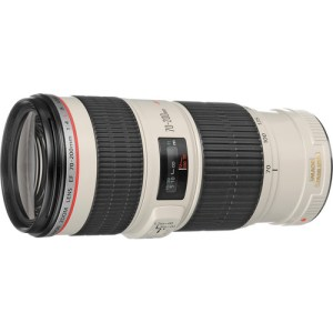 Canon EF 70-200mm f/4L IS USM Lens (UK USED)