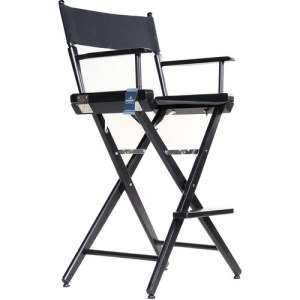 Foldable Professional Makeup Artist & Director Stool Chair