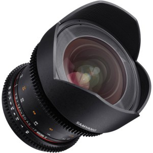 Samyang 35mm T1.5 VDSLRII Cine Lens for E/ EF Mount