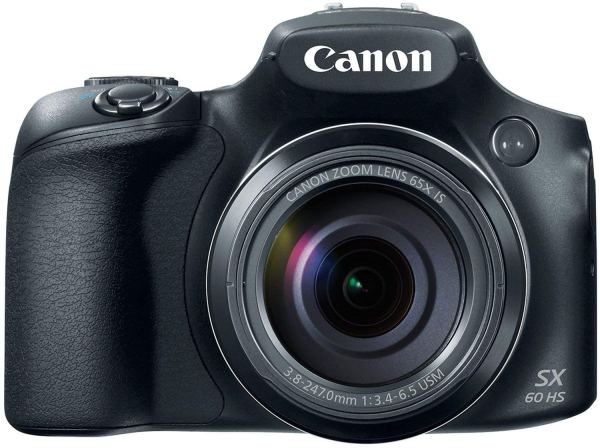 Canon Powershot SX60 16.1MP Digital Camera