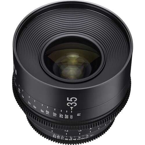 Rokinon Xeen 35mm T1.5 Lens for PL Mount
