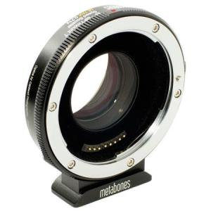 Metabones Speed Booster Adapter for Canon EF Lens Micro Four Thirds