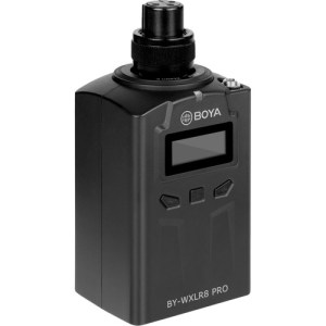 BOYA BY-WXLR8 PRO Wireless XLR Plug -On Transmitter