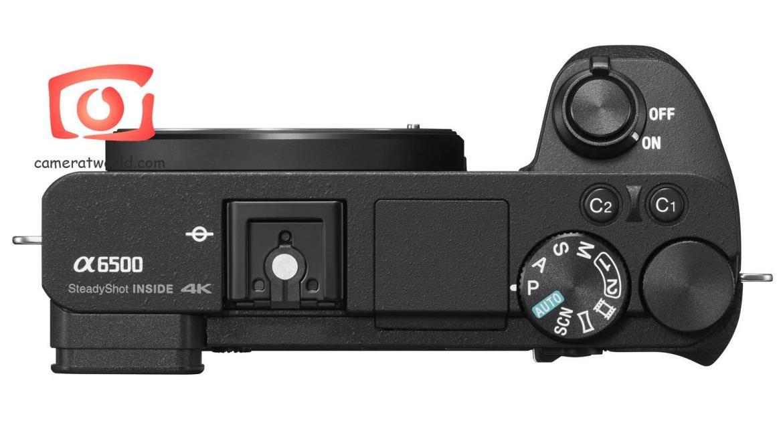 كاميرا سوني Α6500 --7