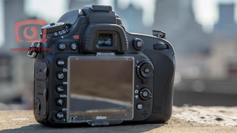 مراجعة لكاميرا نيكون D600