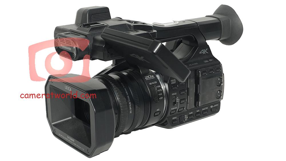 مراجعة شاملة لكاميرا باناسونيك HC-X1000 4K -2