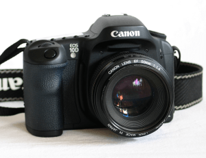 Canon EOS-10D Manual User Guide